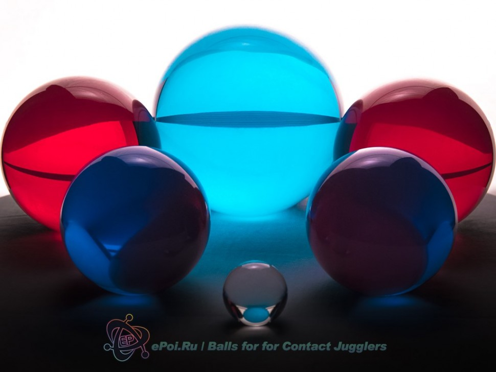 Акриловый шар